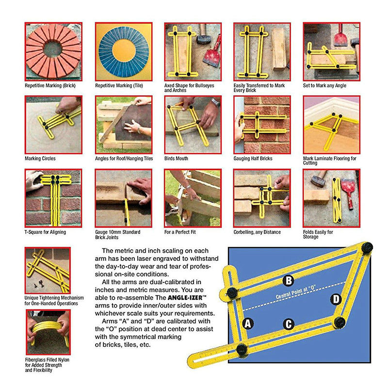 angle template tool