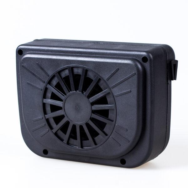Solar-Powered Air Cooler Fan
