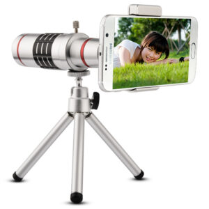 Powerful POWSTRO 18X Optical Zoom