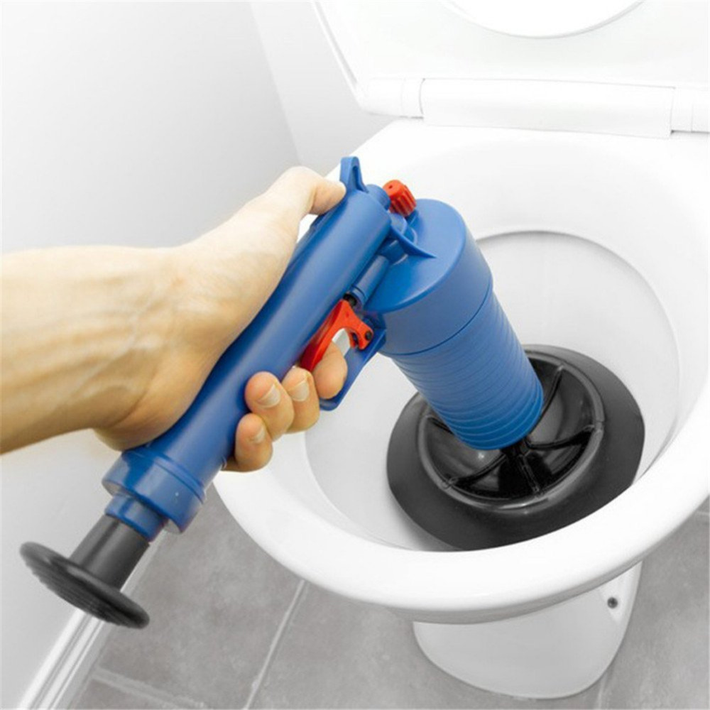 Unclog Any Clogged Drain Instantly Using Drain Blaster