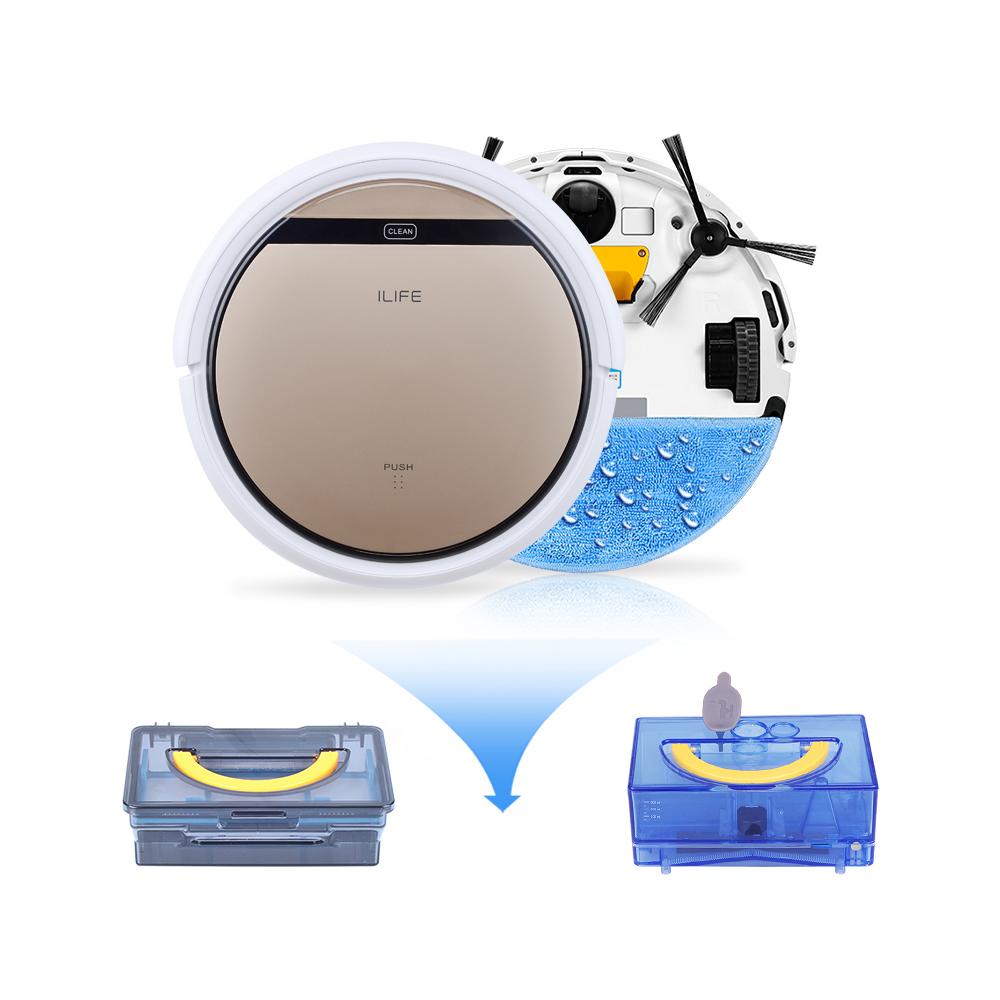 Ilife V5s Pro Intelligent Robot Vacuum Cleaner Ofwgenie Info