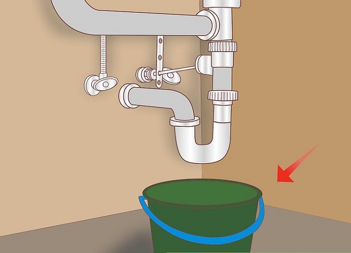 unclog any clogged drain